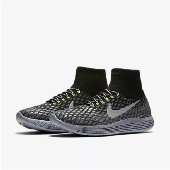 46c4f79a8b9c WMNS Nike LunarEpic Flyknit Running Shoes Sz 9.5